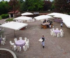 Buffet di nozze