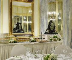 Grand Hotel Parker's - Sala Cerimonia per il ricevimento di matrimonio a Napoli