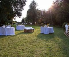 Grandi spazi nel verde per il matrimonio a Parco Gambrinus