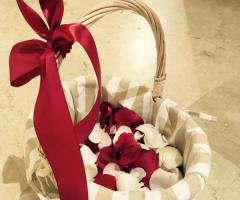 Insolito Fiori - Il cestino per il lancio dei petali