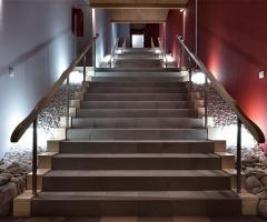 Bouganville Ricevimenti Potenza - La scalinata