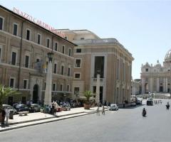 Palazzo Cardinal Cesi per il matrimonio con vista sulla Basilica di San Pietro