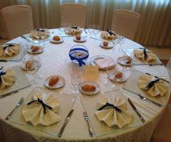 Villa Reale Ricevimenti - Dettagli della tavola