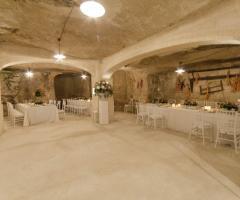 Masseria San Nicola - La sala interna della location