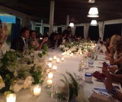 Confetti Amore e Fantasia - L'allestimento della tavola
