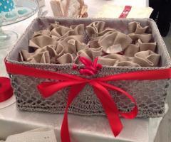 Confetti Amore e Fantasia - I sacchetti dei confetti