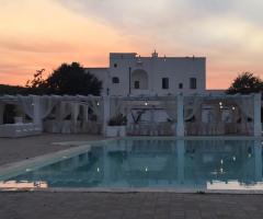 Masseria Santa Teresa - Una vista dalla piscina