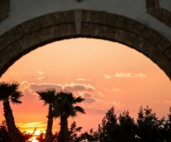Villa Reale Ricevimenti - Al tramonto