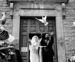 Attimi autentici - Il volo delle colombe