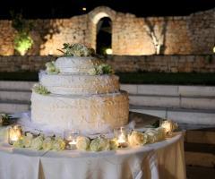Villa San Martino - Torta nuziale classica