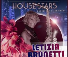 Sax Blond Letizia Brunetti - Miami Performance Live Sax