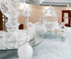 Grand Hotel Vigna Nocelli Ricevimenti - Il tavolo dei confetti