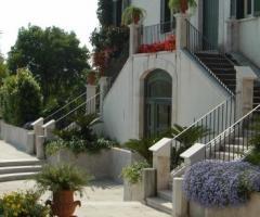 Esterno di Villa Sant'Elia