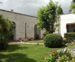 Villa Torrequadra - Parco della location