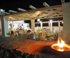 Masseria Santa Teresa -  il matrimonio di sera