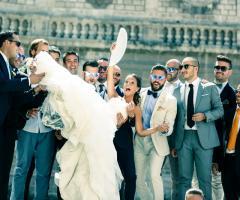 Marco Odorino Photography - Il lancio della ... sposa!