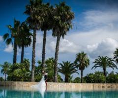 Borgo Ducale Brindisi - Un bacio a bordo piscina