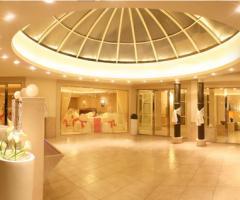 Sala interna per il matrimonio a Napoli