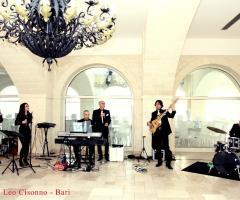 Franci Palmisano Band musica matrimonio Bari