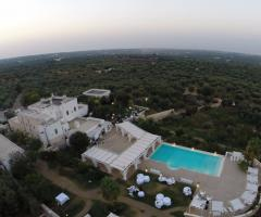 Masseria Santa Teresa - Una vista panoramica