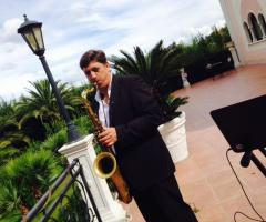 Summertime Trio - Assolo di sax