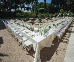 The V. Event Design - L'organizzazione delle nozze