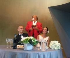 Animazione matrimonio