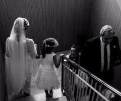 Attimi autentici - La sposa e la sua famiglia
