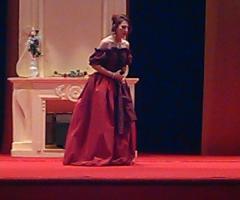 Lucia Conte - Un programma musicale variegato