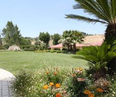 Imperatore di Puglia - I giardini
