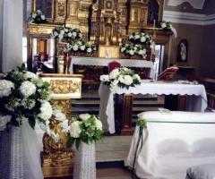 Fiori d'Arancio Fioristi - Fiori per l'altare