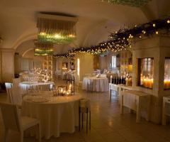 Borgo Egnazia - La sala interna