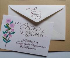 Sara Carloni Studio - Calligrafie molto originali
