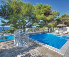 Grand Hotel Riviera - Le piscine per le aree aperitivi di benvenuto