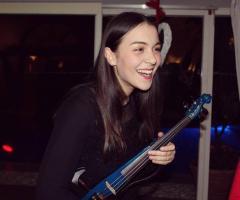 Gruppo Taeda Band per matrimoni - Maria Grazia sorridente