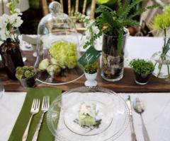Wedd Happy Story Matrimoni in Puglia - Idee originali per la tavola