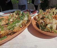 Masseria del Gelso Antico - Tempura di verdure stagionali