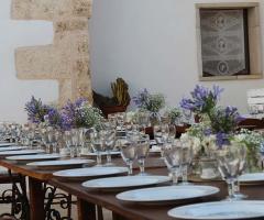 Masseria Casamassima - La cura dei particolari