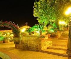 Ristorante Villa Manzi per il matrimonio