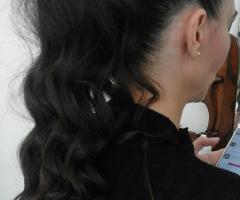 Tatiana Make up Artist - L'acconciatura di una sposa