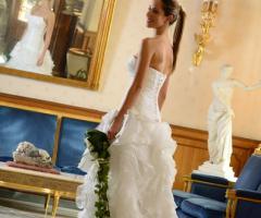 Grand Hotel Parker's - La sposa alla location di matrimonio