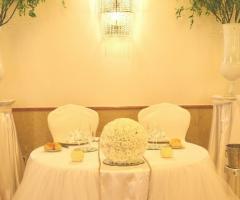Royal Vesuvio - Mice en place tavolo nuziale della location