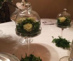 Luisa Mascolino Wedding Planner Sicilia - Particolari per i tavoli