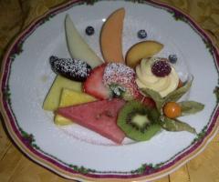 Villa Reale Ricevimenti - Coreografie di frutta
