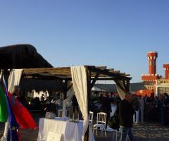 Castello Miramare - Ricevimento di matrimonio a Maccarese
