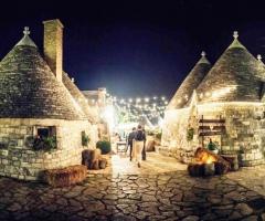 Tenuta Monacelle - Ricevimento di nozze serale