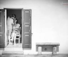 Masseria Luco - I preparativi della sposa