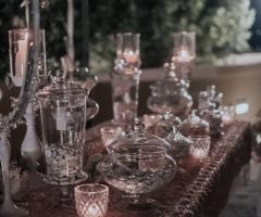 Cala dei Balcani - Il tavolo dei confetti