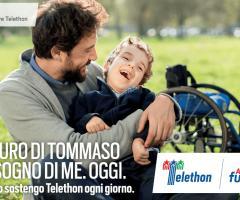 Fondazione Telethon - Lista di nozze solidale per la speranza di un futuro ai bambini malati
