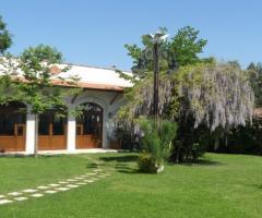 Esterno masseria per matrimoni a Gravina di Puglia (Bari)